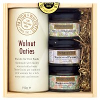 Paxton & Whitfield Walnut Oaties & Trio of Pastes Gift