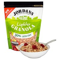 Jordans lighter granola raspberry & apple
