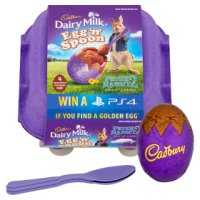 Cadbury Dairy Milk Egg n Spoon