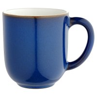 Waitrose Dining Oxford Blue Mug