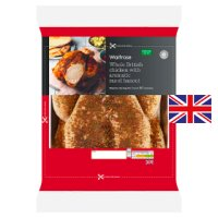 Waitrose middle Eastern spiced whole British chicken