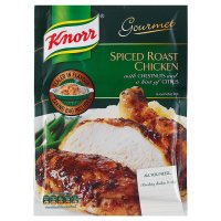 Knorr seasoning mix spiced roast chicken