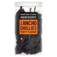 Waitrose Cooks' Ingredients ancho chillies