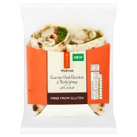 Waitrose LoveLife Chargrilled Chicken & Pesto Wrap