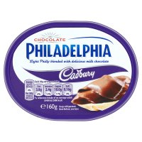 Philadelphia with Cadbury soft white cheese