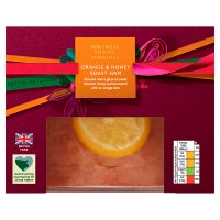 Waitrose Christmas Orange, Honey & Rosemary Ham