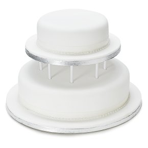 Plain White Cake Waitrose