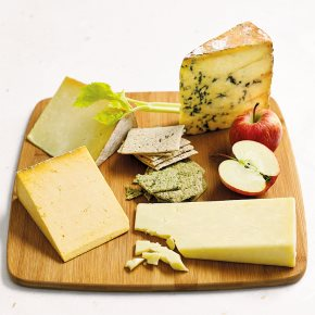 british cheese selection  without board  waitrose