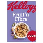 Kellogg's Fruit'n fibre - 750g Brand Price Match - Checked Tesco.com 09/12/2013
