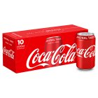 Coca-Cola fridge pack - 10x330ml