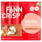 Finn Crisp rye crispbread - 200g Brand Price Match - Checked Tesco.com 27/07/2015