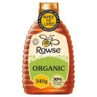 Rowse organic honey - 340g