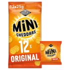 McVitie's original mini cheddars - 12s Brand Price Match - Checked Tesco.com 18/08/2014