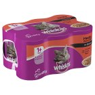 Whiskas mixed selection in gravy canned cat food - 6x400g Brand Price Match - Checked Tesco.com 01/07/2015