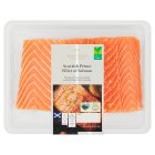 Waitrose 1 Scottish prime salmon fillets - 500g