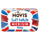 Hovis soft white medium bread - 800g