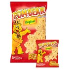 Pom-bear original potato snack - 6x19g