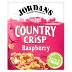 Jordans Country Crisp Raspberries - 500g