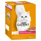 Gourmet Gold double delicacies - 12x85g