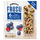 Jordans blueberry frusli bars - 6x30g Brand Price Match - Checked Tesco.com 23/07/2014