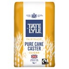 Tate & Lyle caster cane sugar - 1kg Brand Price Match - Checked Tesco.com 01/07/2015