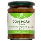 The Bay Tree Somerset ale chutney - 310g Locally Produced
