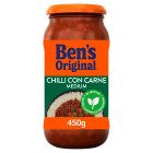 Uncle Ben's Mexican medium chilli con carne sauce - 450g Brand Price Match - Checked Tesco.com 20/08/2014