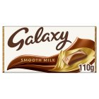 Galaxy milk chocolate bar - 114g