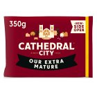 Cathedral City extra mature Cheddar cheese - 350g