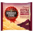 Seriously Strong Extra Mature Cheddar - 200g