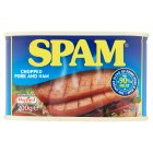 Spam chopped pork & ham - 200g Brand Price Match - Checked Tesco.com 09/12/2013