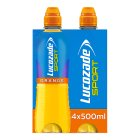 Lucozade sport orange - 4x500ml