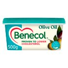 Benecol olive spread - 500g Brand Price Match - Checked Tesco.com 16/04/2014