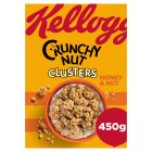 Kellogg's Crunchy Nut clusters honey & nut - 450g Brand Price Match - Checked Tesco.com 17/12/2014