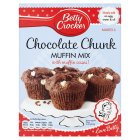 Betty Crocker Chocolate Chunk Muffin Mix - 335g Brand Price Match - Checked Tesco.com 27/08/2014