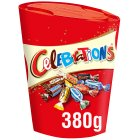 Celebrations large carton - 380g