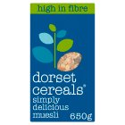 Dorset Cereals simply delicious muesli - 850g Brand Price Match - Checked Tesco.com 24/09/2014
