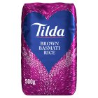 Tilda wholegrain basmati rice - 500g