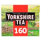 Taylors of Harrogate Yorkshire 160 tea bags - 500g Brand Price Match - Checked Tesco.com 16/07/2014