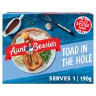 Aunt Bessie's toad in the hole - 190g Brand Price Match - Checked Tesco.com 23/04/2015