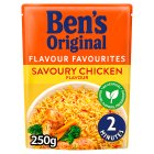 Uncle Ben's special savoury chicken rice - 250g Brand Price Match - Checked Tesco.com 05/03/2014