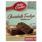 Betty Crocker Chocolate Fudge Brownie Mix - 415g