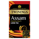 Twinings assam loose tea - 125g Brand Price Match - Checked Tesco.com 16/07/2014