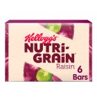 Kellogg's Nutrigrain Elevenses 6 Raisin Bakes - 6x45g Brand Price Match - Checked Tesco.com 09/12/2013