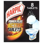 Harpic 8 power plus tablets - 200g Brand Price Match - Checked Tesco.com 20/10/2014