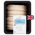 Waitrose British Free Range pork boneless loin roast - per kg