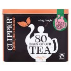 Clipper Tea - 80 Bags - 250g Brand Price Match - Checked Tesco.com 26/03/2015