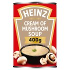 Heinz Classic cream of mushroom soup - 400g Brand Price Match - Checked Tesco.com 11/12/2013
