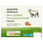 New Zealand lamb hearts - 340g