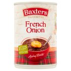 Baxters favourites French onion soup - 400g Brand Price Match - Checked Tesco.com 04/12/2013